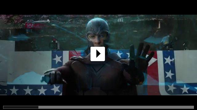 Zum Video: X-Men: Zukunft ist Vergangenheit