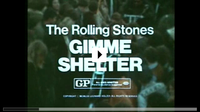 Zum Video: Gimme Shelter