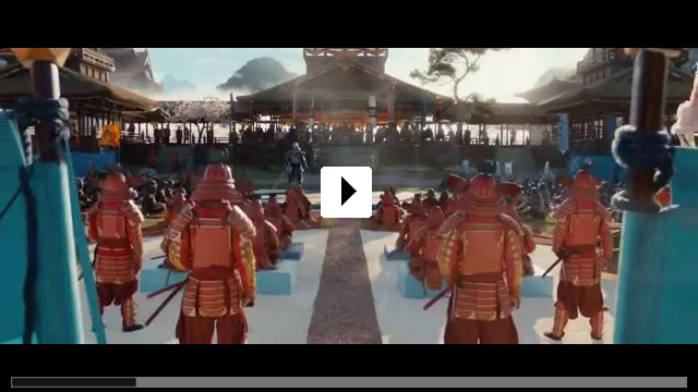 Zum Video: 47 Ronin