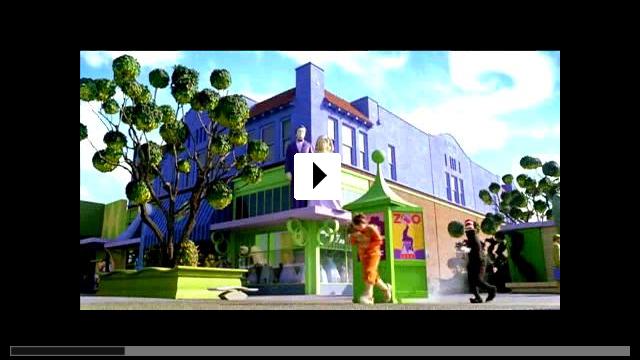 Zum Video: Ein Kater macht Theater