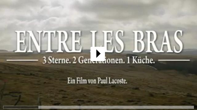 Zum Video: Entre les Bras - 3 Sterne. 2 Generationen. 1 Küche.