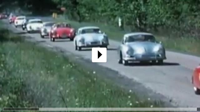 Zum Video: 100 Porsches and Me