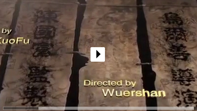 Zum Video: Painted Skin: The Resurrection