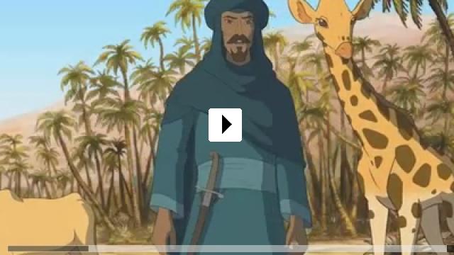 Zum Video: Die Abenteuer der kleinen Giraffe Zarafa
