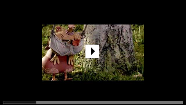 Zum Video: Wallace & Gromit auf der Jagd nach dem Riesenkaninchen
