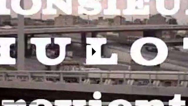 Zum Video: Trafic - Tati im Stoßverkehr