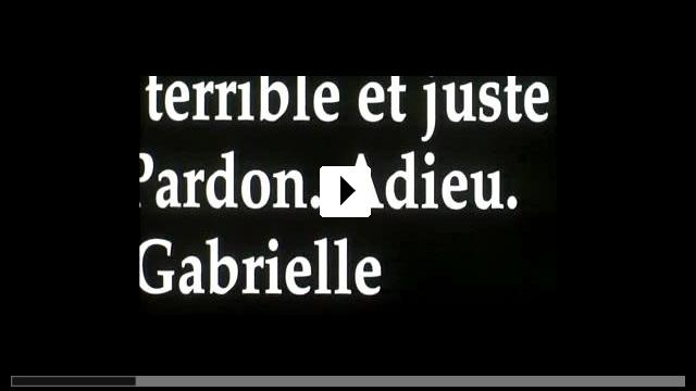 Zum Video: Gabrielle - Liebe meines Lebens