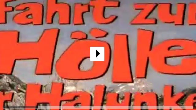 Zum Video: Fahrt zur Hölle, ihr Halunken