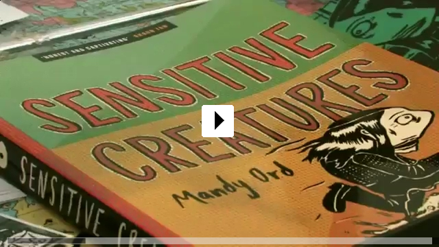 Zum Video: Graphic Novels! Melbourne!