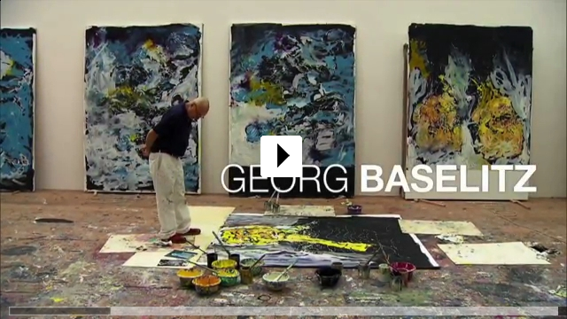 Zum Video: Georg Baselitz