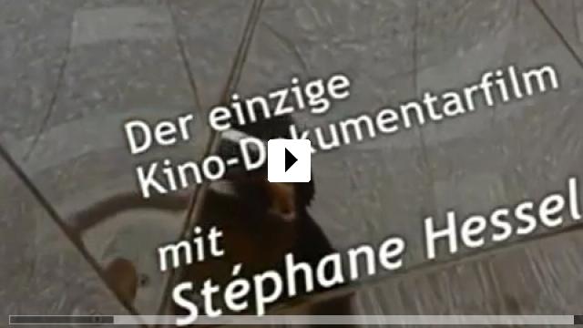 Zum Video: Der Diplomat Stépane Hessel