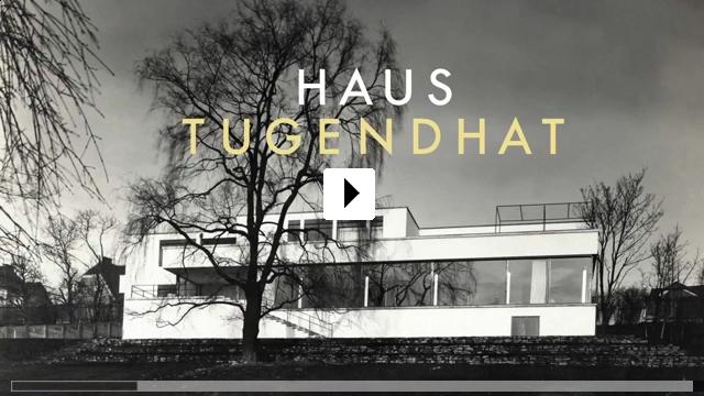 Zum Video: Haus Tugendhat