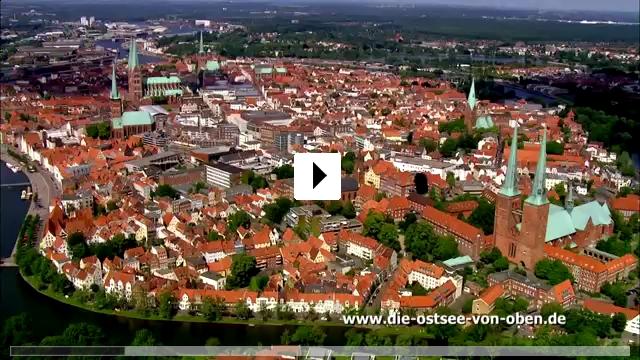 Zum Video: Die Ostsee von oben