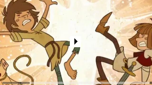 Zum Video: Der kleine Ritter Trenk