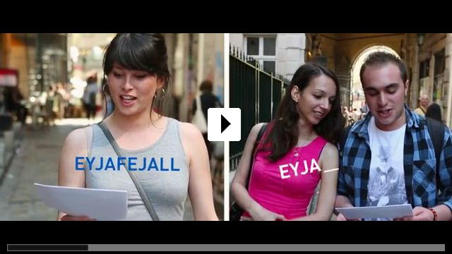 Zum Video: Eyjafjallajökull