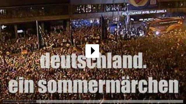Zum Video: Deutschland. Ein Sommermärchen