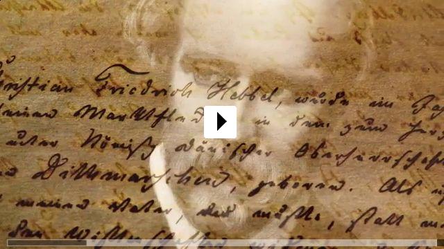 Zum Video: Friedrich Hebbel - Traumbilder