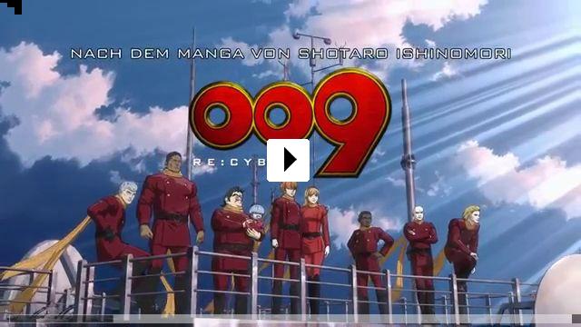 Zum Video: 009 Re: Cyborg