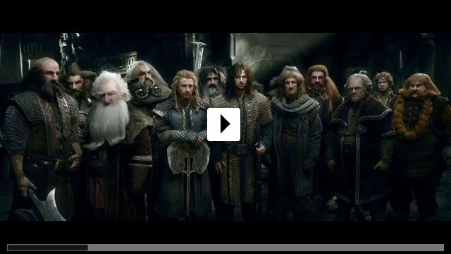 Zum Video: Der Hobbit 3: Die Schlacht der Fünf Heere