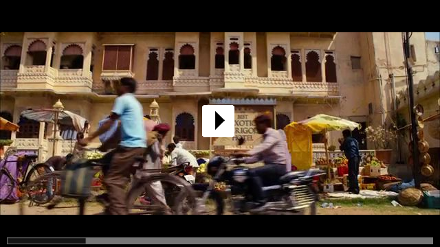Zum Video: The Best Exotic Marigold Hotel 2