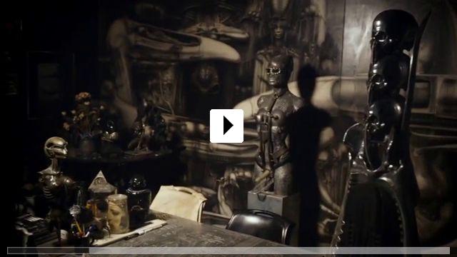 Zum Video: Dark Star: Hr Gigers Welt