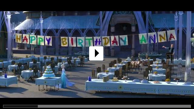 Zum Video: Die Eiskönigin: Party-Fieber