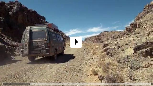 Zum Video: Herr Lehmanns Weltreise - auf 4 Rädern um den Globus