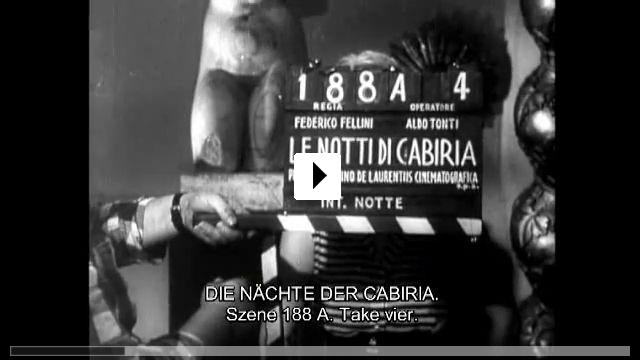 Zum Video: Die Nächte der Cabiria