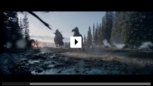 Zum Video: The Revenant - Die Rückkehrer