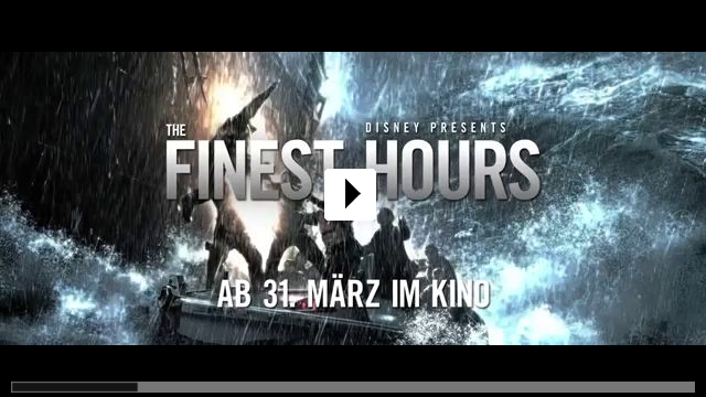 Zum Video: The Finest Hours