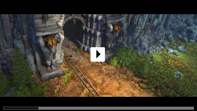 Zum Video: Die Schneekönigin 2 - Eiskalt entführt