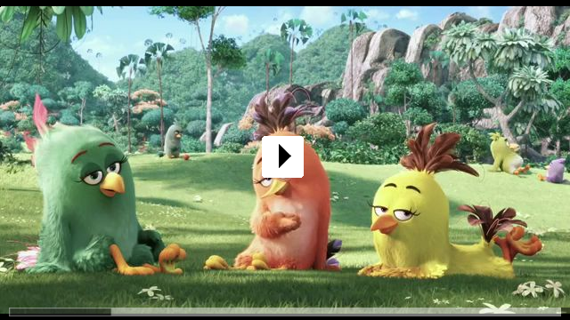 Zum Video: Angry Birds - Der Film