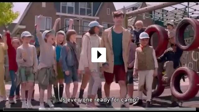 Zum Video: Mister Twister - Eine Klasse macht Camping