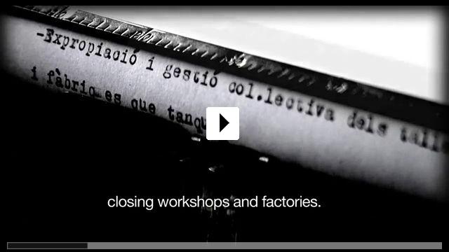 Zum Video: Economia Col-lectiva - Europas letzte Revolution