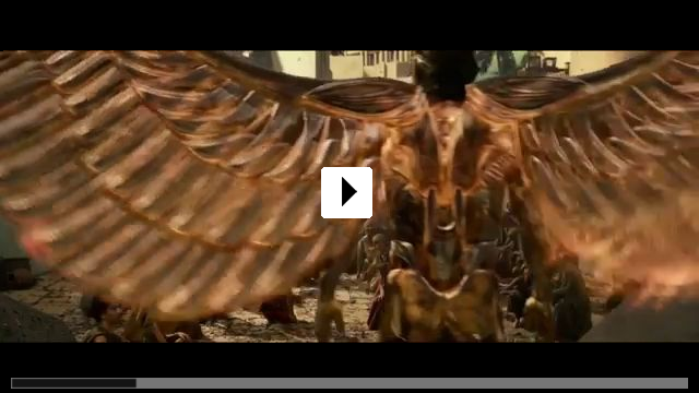 Zum Video: Gods of Egypt