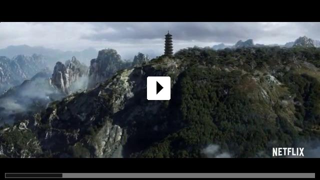 Zum Video: Crouching Tiger, Hidden Dragon: The Green Legend