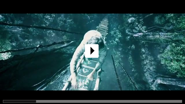 Zum Video: The Legend of Tarzan (3D)