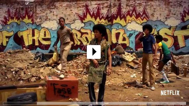 Zum Video: The Get Down