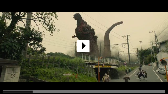 Zum Video: Shin Godzilla