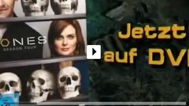 Zum Video: Bones - Die Knochenjägerin