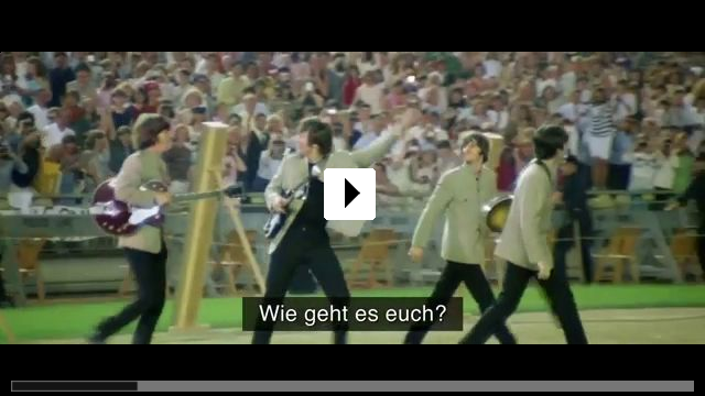 Zum Video: The Beatles: Eight Days A Week - The Touring Years