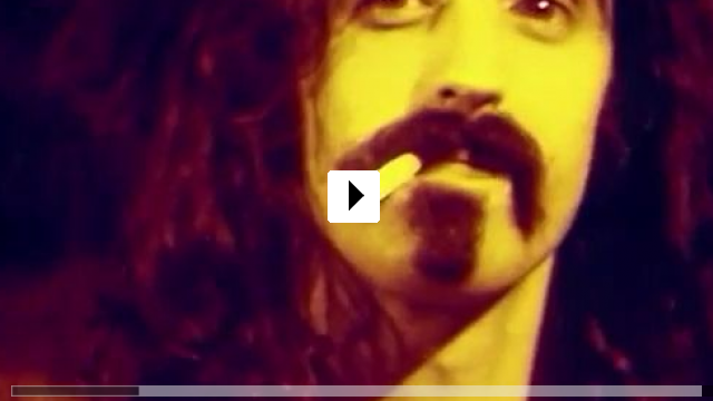 Zum Video: Eat That Question: Frank Zappa in His Own Words