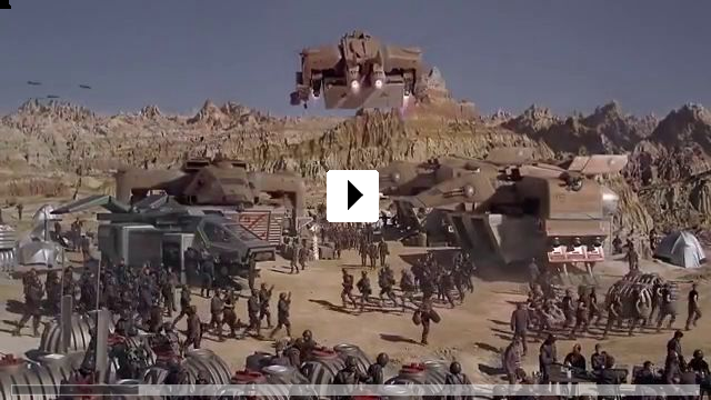 Zum Video: Starship Troopers