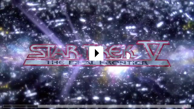 Zum Video: Star Trek V   The Final Frontier