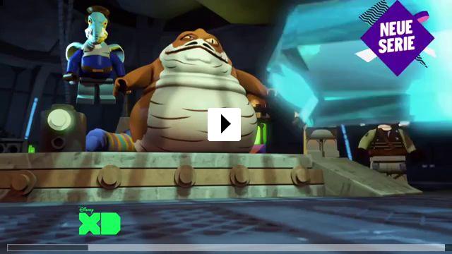 Zum Video: Lego Star Wars: Die Abenteuer der Freemaker