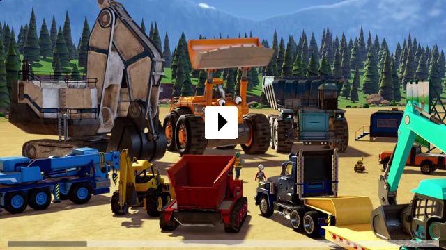 Zum Video: Bob der Baumeister und die großen Maschinen