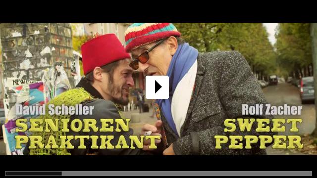 Zum Video: Mann im Spagat