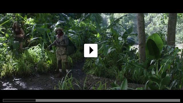 Zum Video: Jumanji: Willkommen im Dschungel