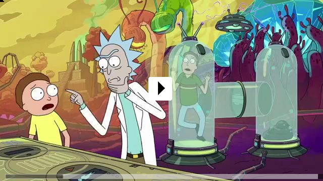 Zum Video: Rick & Morty