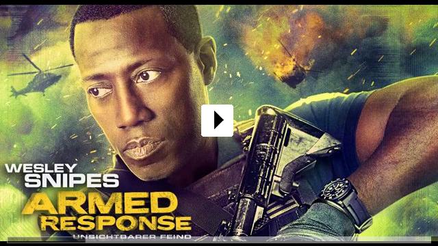 Zum Video: Armed Response - Unsichtbarer Feind